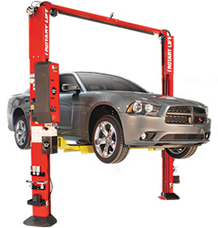 Quick Lift Services vehicle lift repair, Rotary Lift